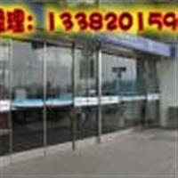 南京玻璃门安装