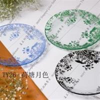 钢化玻璃盘,碟厂