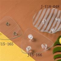 供应钢化玻璃盘/优质耐高温玻璃盘厂
