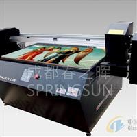 成都重庆甘肃宁夏大幅面玻璃高速万能平板打印机