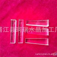 硼硅光学元件视镜玻璃 高温高压硼硅玻璃板 硼硅棱镜