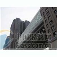 采光顶玻璃、钢化中空玻璃、