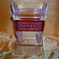 水晶鼎、纪念水晶鼎