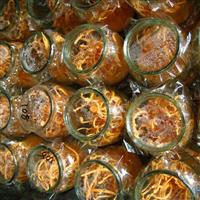 玻璃瓶生产厂家直销虫草瓶
