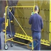 幕墙安装及卸车移动玻璃吸盘推车