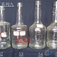 玻璃供应各种玻璃酒瓶