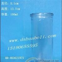 180ml直筒玻璃烛台,定做工艺烛台,徐州生产玻璃制品厂家