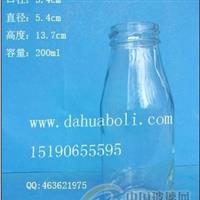 徐州饮料瓶/200ml饮料玻璃瓶 果汁玻璃瓶