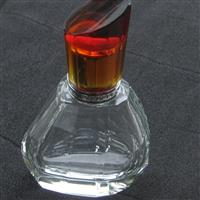 抛光玻璃香水瓶  香水瓶现货
