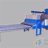 供应玻璃自动喷砂机