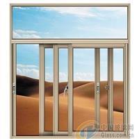 广州市中空玻璃隔音门窗订做安装