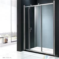 淋浴房生产厂家  钢化玻璃