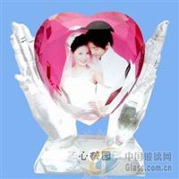 水晶白坯批发水晶影像水晶耗材