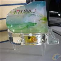 水晶纪念品 上海公司年会纪念品
