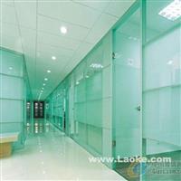 海淀区安装玻璃门永定路安装玻璃隔断