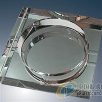 水晶影像水晶烟缸新款烟灰缸