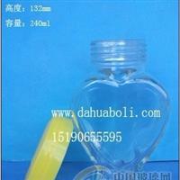 桃形蜂蜜玻璃瓶/半斤装蜂蜜瓶/厂家直销蜂蜜瓶