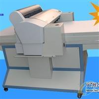 印彩色图案的玻璃印刷机打印机