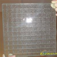 供应7毫米香梨夹丝玻夹铁丝玻璃