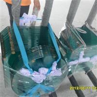 供应10毫米钢化玻璃磨鸭咀边厂