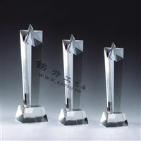 深圳水晶奖杯水晶内雕水晶纪念品
