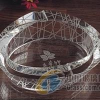 深圳水晶烟灰缸定制批发