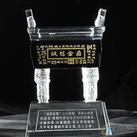 诚信金鼎,广东各种水晶鼎定制