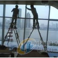 彩色膜批发北京玻璃贴膜磨砂膜