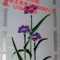 专业玻璃印花设备效果清晰自然