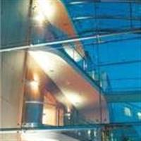 4-8 蓝色玻璃厂