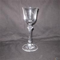 水晶高脚杯