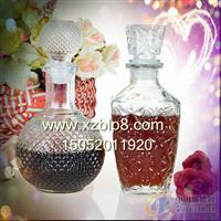 钻石酒瓶 酿酒储存瓶 葡萄酒瓶