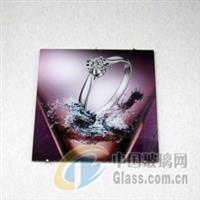 大量供应艺术玻璃、数码印花玻璃