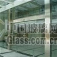 供应天津玻璃门,商场玻璃门