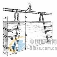 玻璃吊带 吊装玻璃包用玻璃吊带