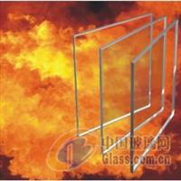 超强度单片防火玻璃