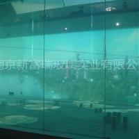 智能调光玻璃投影-世博会江苏馆