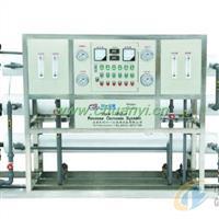 镀膜玻璃生产用高纯水处理设备