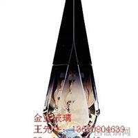 方形玻璃香水瓶