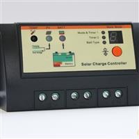 太阳能单、双时段直流路灯控制器
