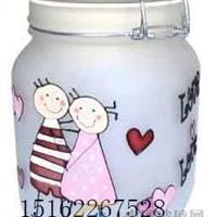 玻璃密封罐 糖果罐