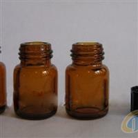 药用玻璃瓶 棕色 试剂瓶