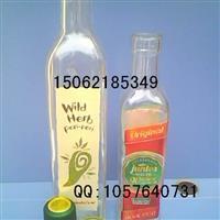 500毫升烤花印花橄榄油瓶