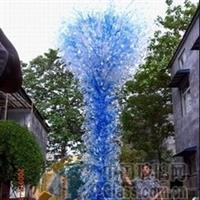中国玻璃网推荐-玻璃雕塑厂家