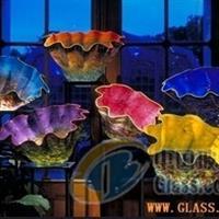 吹制艺术琉璃-中国玻璃网推荐