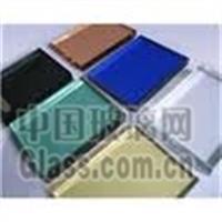 批量供应4-6有色玻璃