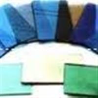 批量供应4.5有色玻璃