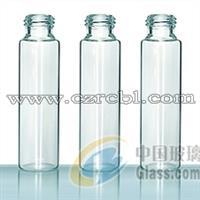 药用玻璃瓶 透明 管制