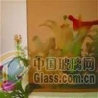 批量供应5.6有色玻璃镀膜茶色
