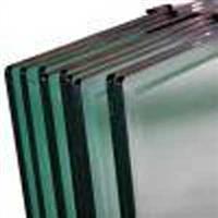 批量供应4-6有色玻璃镀膜蓝色厂